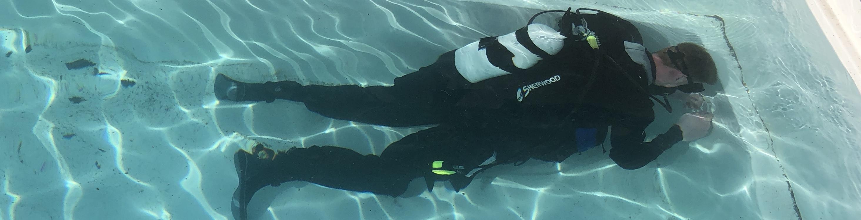 Zwembad lekdetectie