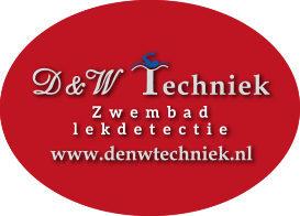 D&W Techniek zwembad lekdetectie
